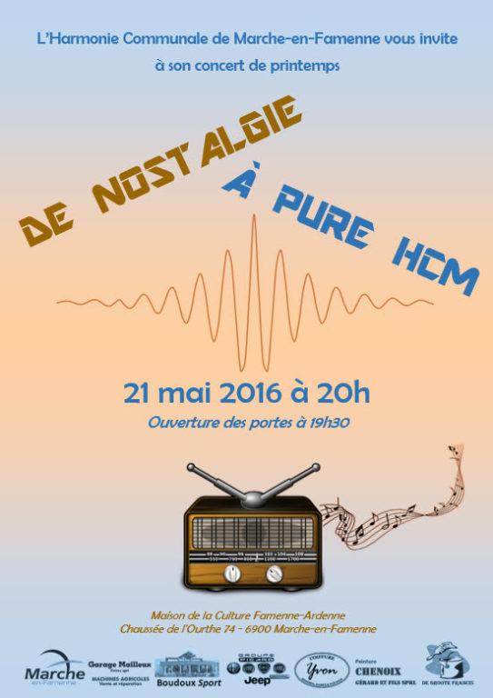 Invit concert 2016 coul plein